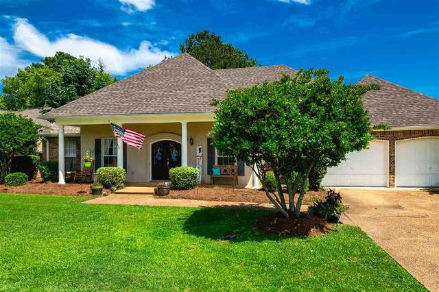 224 Woodland Brook Dr, Madison, MS 39110 (MLS #331162) :: Three Rivers Real Estate