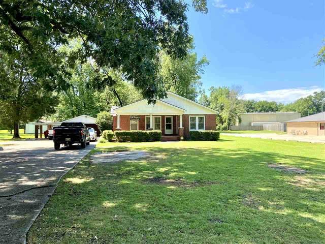 2511 Old Brandon Rd, Pearl, MS 39208 (MLS #331189) :: Three Rivers Real Estate