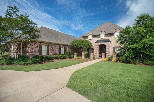 431 Heritage Pl, Flowood, MS 39232 (MLS #331223) :: Three Rivers Real Estate