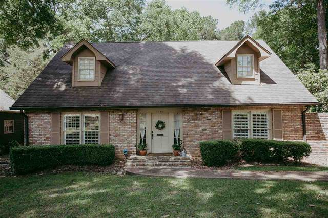 1020 Buckley Dr, Jackson, MS 39206 (MLS #331227) :: Three Rivers Real Estate