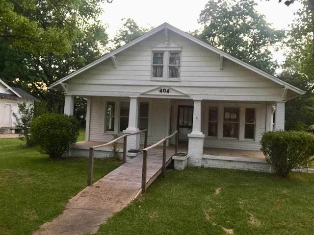 404 S Jackson St, Crystal Springs, MS 39059 (MLS #331229) :: RE/MAX Alliance