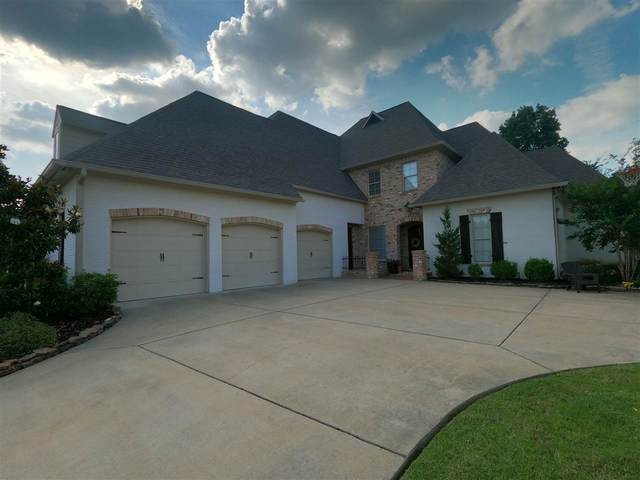 326 Summerville Dr, Madison, MS 39110 (MLS #331236) :: Three Rivers Real Estate