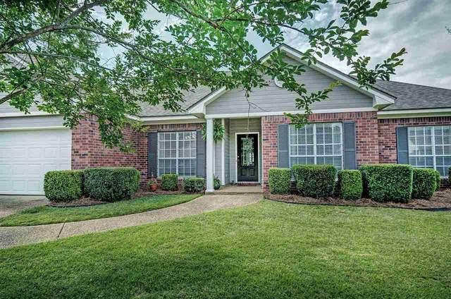 318 Hunters Ridge Dr, Clinton, MS 39056 (MLS #331258) :: Three Rivers Real Estate
