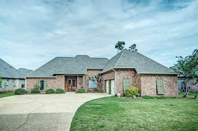413 Deer Hollow, Brandon, MS 39047 (MLS #331307) :: Three Rivers Real Estate