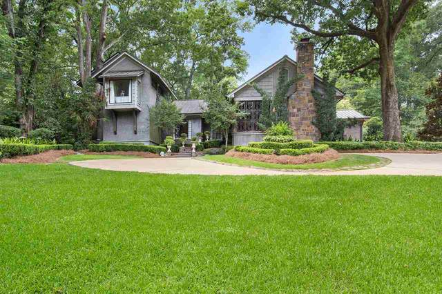 4141 Crane Blvd, Jackson, MS 39216 (MLS #331311) :: Three Rivers Real Estate