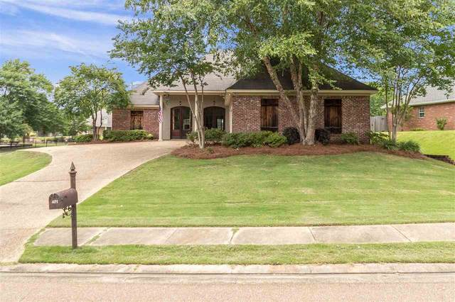 401 Abbey Woods, Brandon, MS 39047 (MLS #331322) :: Mississippi United Realty