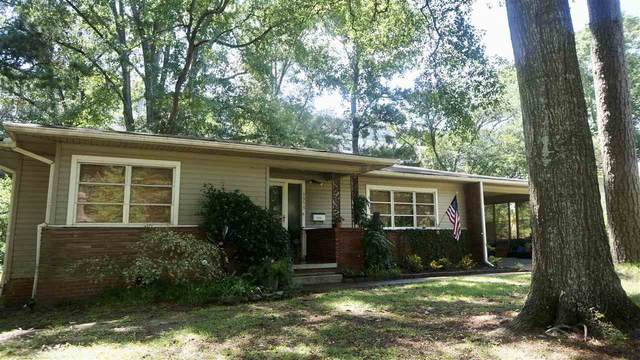 3953 Berkley Dr, Jackson, MS 39211 (MLS #331371) :: Exit Southern Realty
