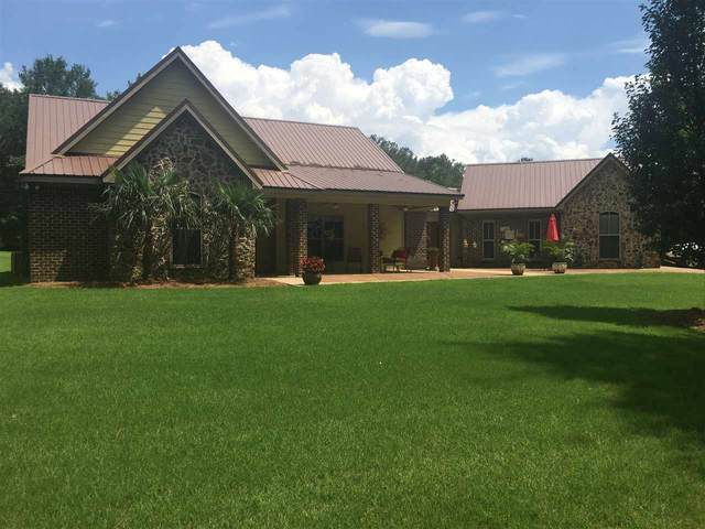741 Old Natchez Trace Rd, Canton, MS 39046 (MLS #331386) :: RE/MAX Alliance