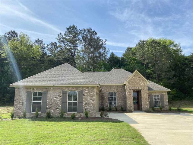 156 Porter Ridge Dr, Canton, MS 39046 (MLS #331420) :: Exit Southern Realty