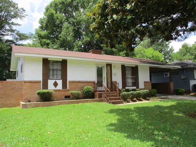 3669 Albermarle Rd, Jackson, MS 39213 (MLS #331441) :: RE/MAX Alliance