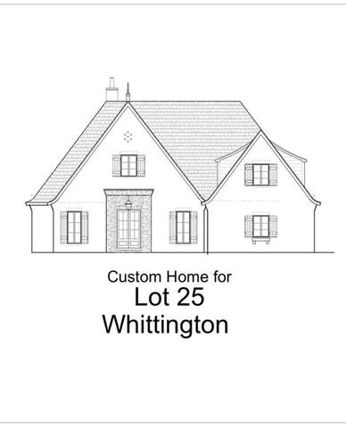 408 Whittington Cir, Madison, MS 39110 (MLS #331618) :: Mississippi United Realty