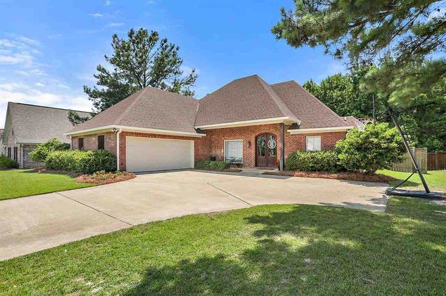 129 Caledonian Blvd, Brandon, MS 39047 (MLS #331784) :: Exit Southern Realty