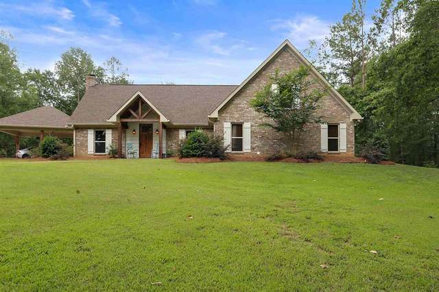 609 Old Natchez Trace Rd, Canton, MS 39046 (MLS #331941) :: RE/MAX Alliance