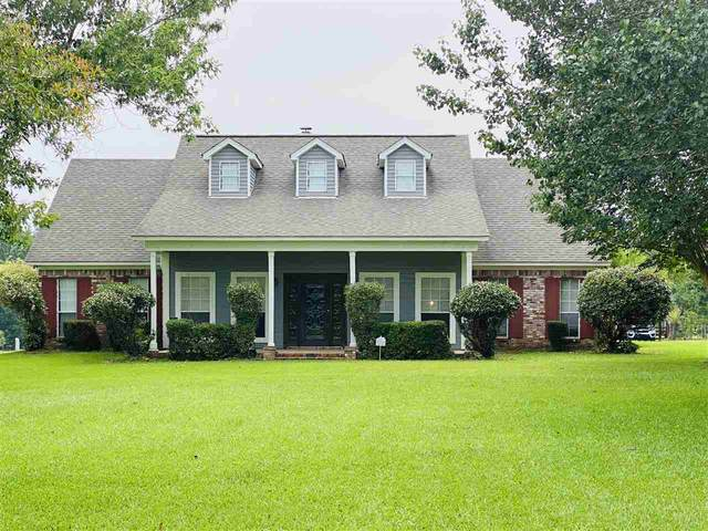 1651 Green Gable Dr, Terry, MS 39170 (MLS #332100) :: Mississippi United Realty