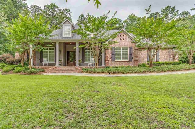 2015 Centre Pointe Dr, Brandon, MS 39042 (MLS #332101) :: Exit Southern Realty