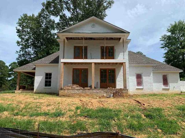 100 Pine Ridge Dr, Canton, MS 39046 (MLS #332132) :: Exit Southern Realty