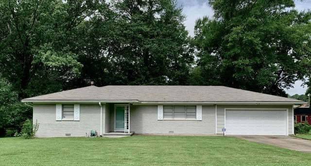 110 Sunrise Dr, Clinton, MS 39056 (MLS #332165) :: Mississippi United Realty