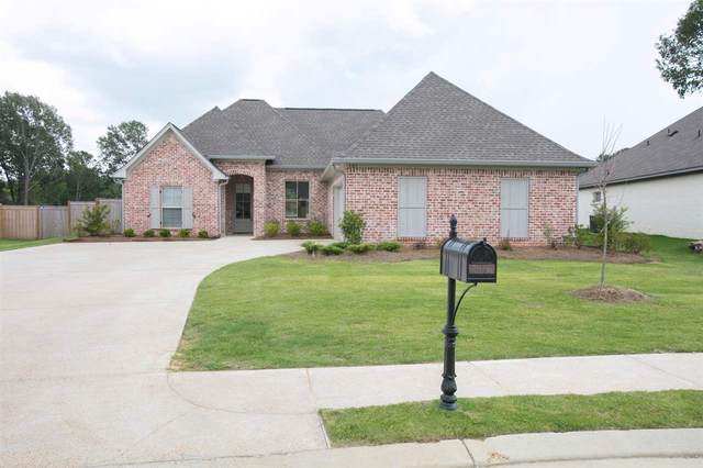 107 Hampstead Dr, Madison, MS 39110 (MLS #332229) :: RE/MAX Alliance