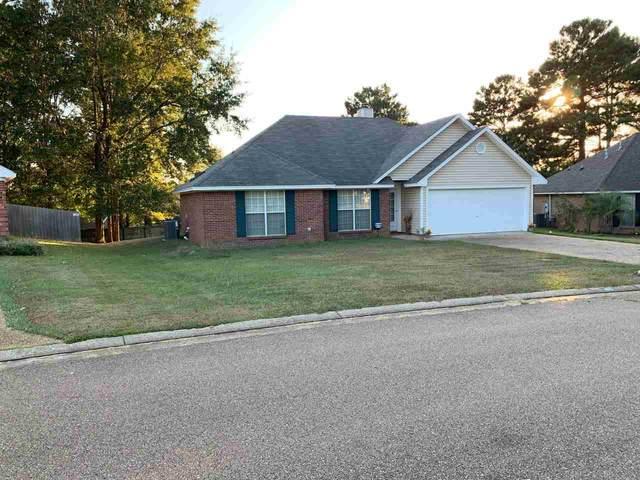 410 Twisted Oak Cv, Richland, MS 39218 (MLS #332231) :: Mississippi United Realty