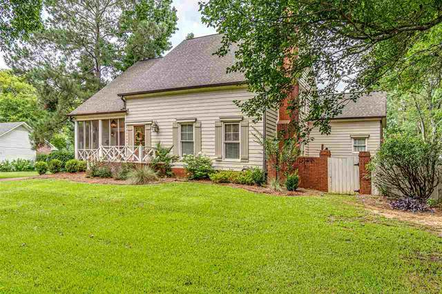 320 Country Club Rd, Canton, MS 39046 (MLS #332241) :: Mississippi United Realty