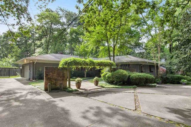 4725 Northampton Dr, Jackson, MS 39211 (MLS #332242) :: Mississippi United Realty