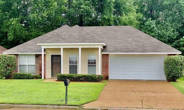 1104 Bullrun Dr, Byram, MS 39272 (MLS #332245) :: Mississippi United Realty