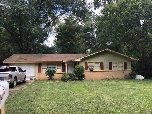 1026 Brookley St, Jackson, MS 39212 (MLS #332271) :: Mississippi United Realty