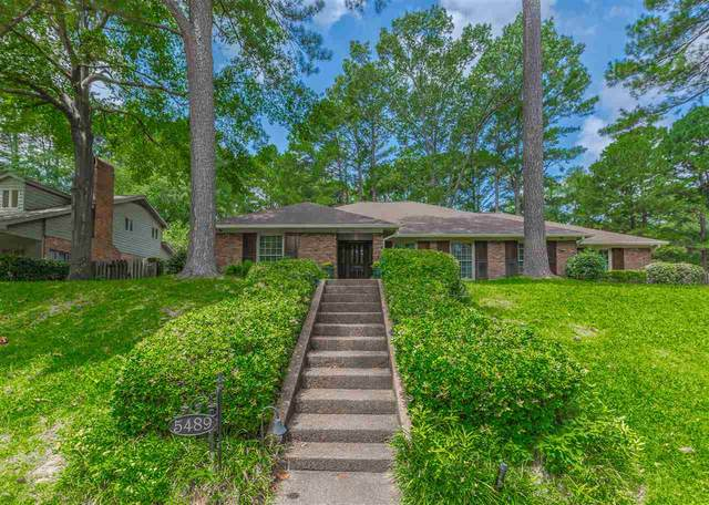 5489 River Thames Pl, Jackson, MS 39211 (MLS #332291) :: Exit Southern Realty