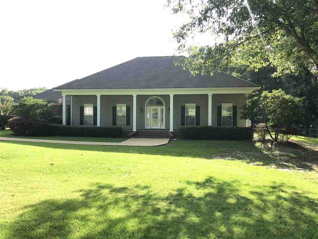 1265 S Jackson Rd, Terry, MS 39170 (MLS #332310) :: RE/MAX Alliance