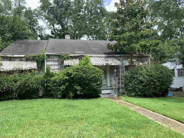 858 Brandon Ave, Jackson, MS 39209 (MLS #332319) :: RE/MAX Alliance