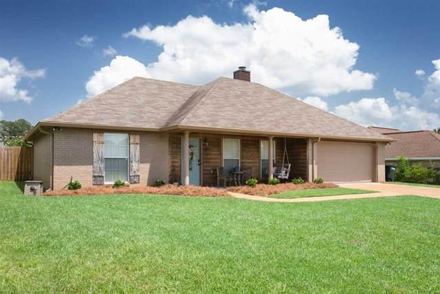 807 Pin Oak Pl, Pearl, MS 39208 (MLS #332434) :: Mississippi United Realty