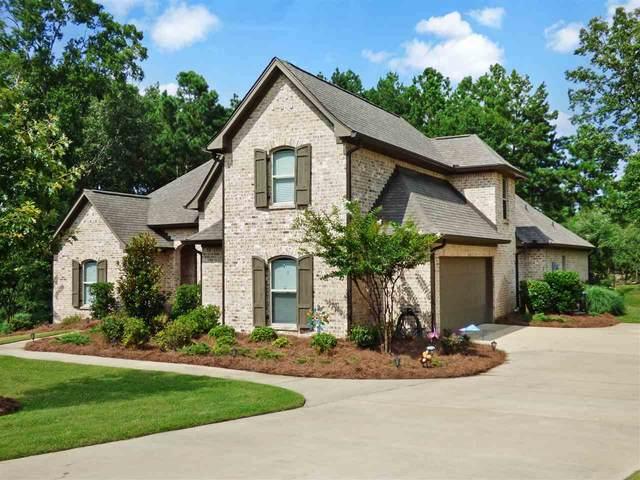 124 Ridgetop Cir, Flowood, MS 39232 (MLS #332436) :: Mississippi United Realty