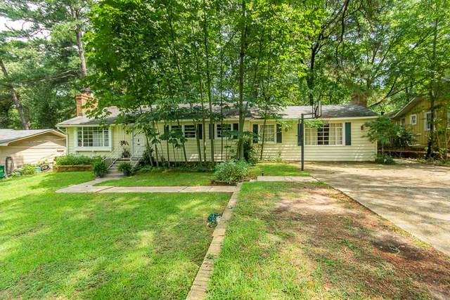 1444 Eastover Dr, Jackson, MS 39211 (MLS #332442) :: RE/MAX Alliance