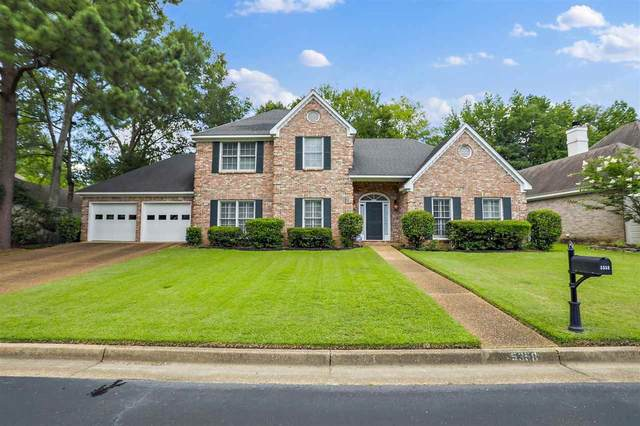 5358 Carolwood Dr, Jackson, MS 39211 (MLS #332569) :: Exit Southern Realty