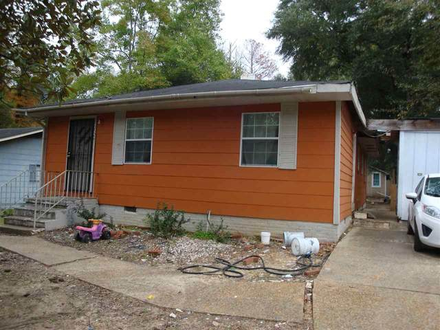 2524 Coronet Pl, Jackson, MS 39204 (MLS #332642) :: Exit Southern Realty