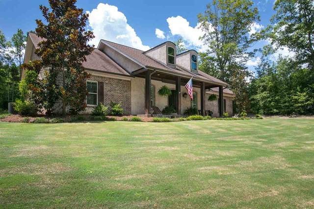 107 Ashley Dr, Brandon, MS 39042 (MLS #332667) :: Exit Southern Realty