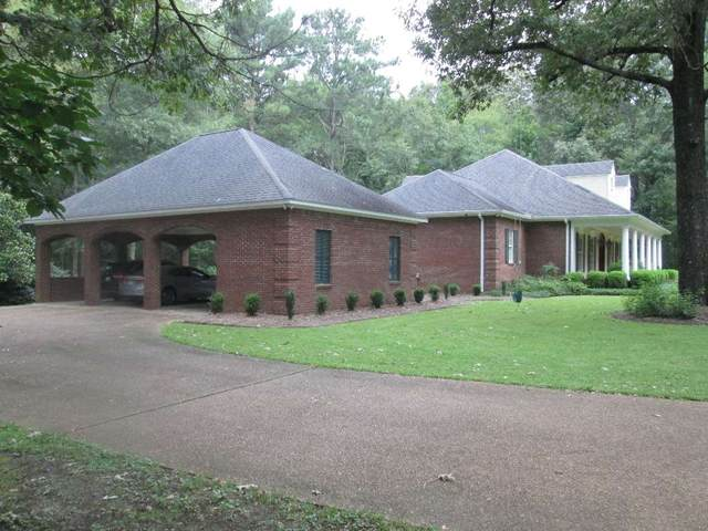 623 S Springlake Cir, Terry, MS 39170 (MLS #332686) :: Exit Southern Realty