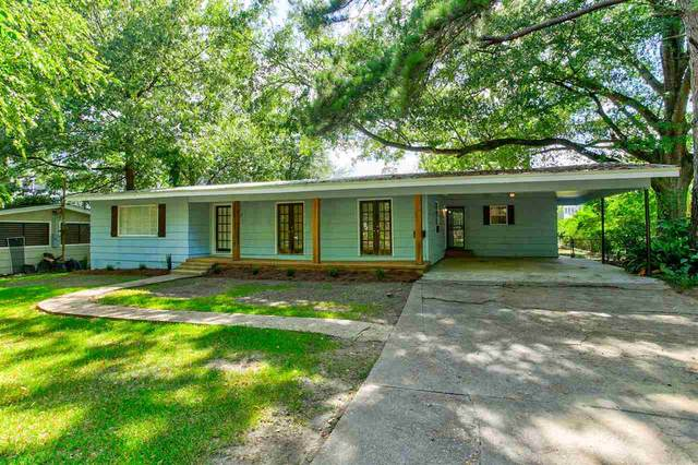 3965 Berkley Dr, Jackson, MS 39211 (MLS #332730) :: RE/MAX Alliance