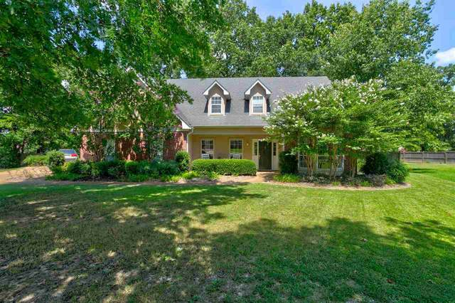 205 Hawkridge Pl, Madison, MS 39110 (MLS #332775) :: Exit Southern Realty
