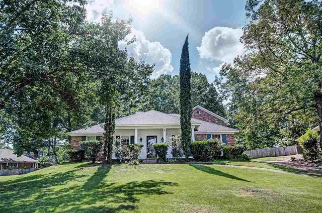 570 Hickory Pl, Brandon, MS 39047 (MLS #332784) :: List For Less MS