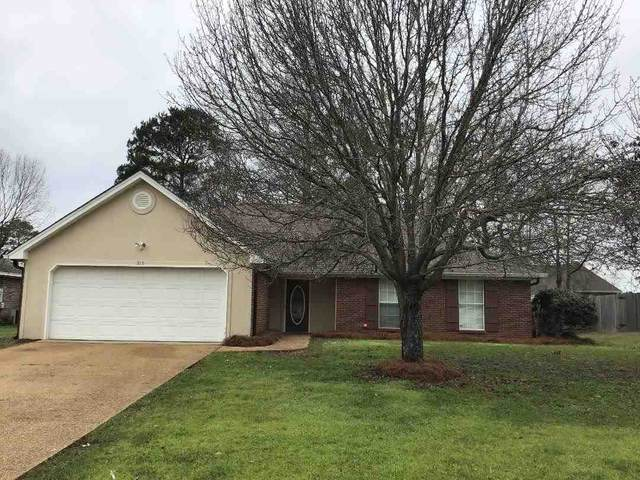 315 Willow Run, Pearl, MS 39208 (MLS #332788) :: Exit Southern Realty
