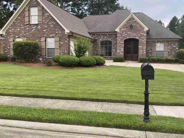 113 Bridgeton Way, Canton, MS 39046 (MLS #332789) :: Mississippi United Realty