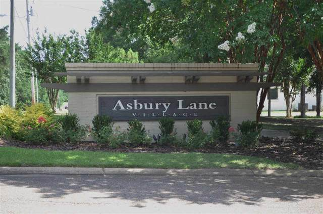 590 Asbury Lane Dr #166, Pearl, MS 39208 (MLS #332816) :: Mississippi United Realty