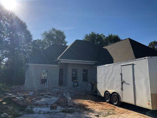 146 Porter Ridge Dr, Canton, MS 39046 (MLS #332850) :: Exit Southern Realty