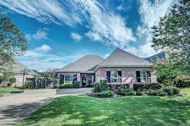 405 Providence Dr, Brandon, MS 39042 (MLS #332876) :: Exit Southern Realty