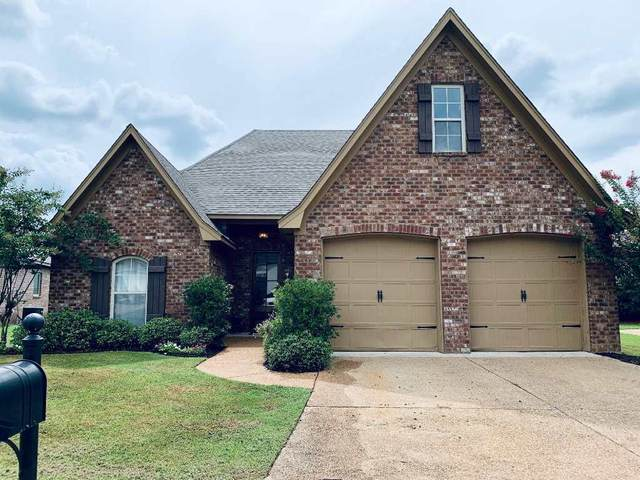 186 Provonce Park, Brandon, MS 39042 (MLS #332960) :: Exit Southern Realty