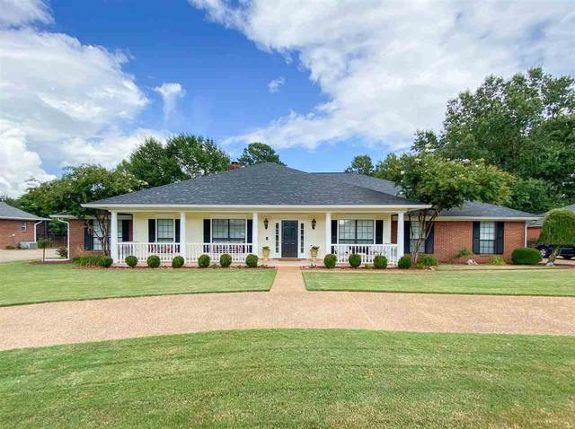 204 Deerfield Club Dr, Canton, MS 39046 (MLS #333047) :: Exit Southern Realty