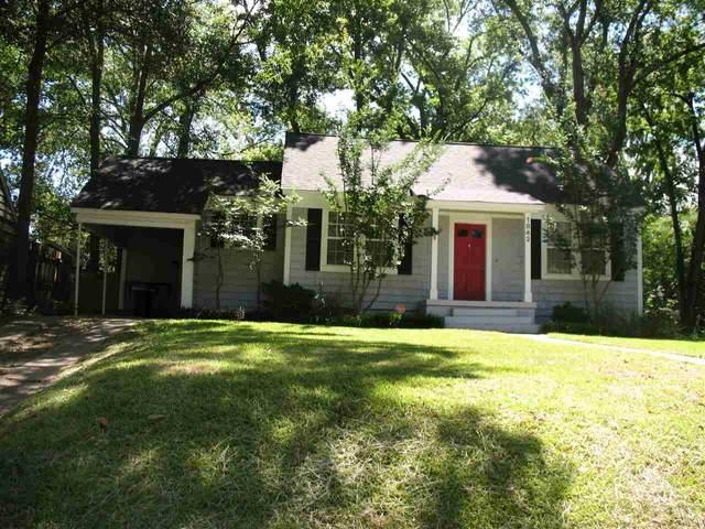 1842 Howard St, Jackson, MS 39202 (MLS #333063) :: Mississippi United Realty