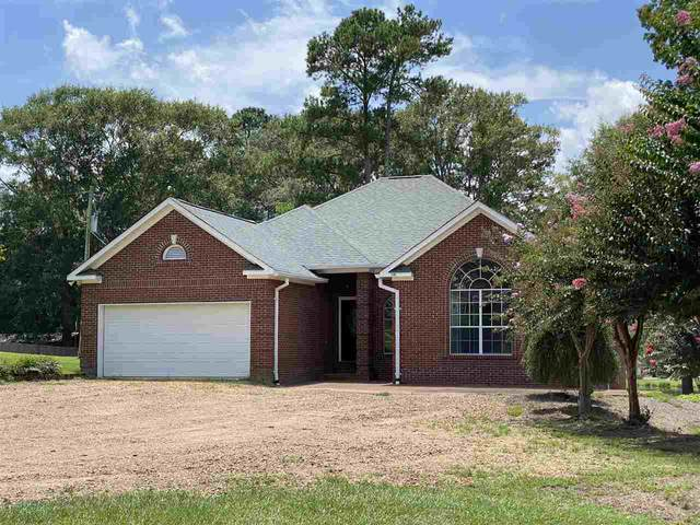 1308 NW Frances Ave, Magee, MS 39111 (MLS #333164) :: RE/MAX Alliance