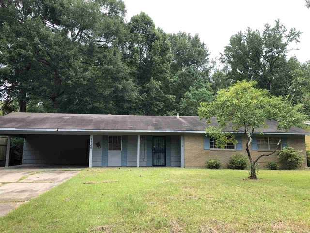 1120 Wooddell Dr, Jackson, MS 39212 (MLS #333199) :: RE/MAX Alliance